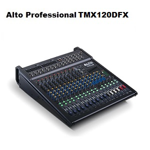 Alto Professional TMX120DFX Powered Mixer